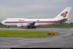 Thai International, Luxury Jets, Thai Airways, Boeing 747 200, Civil Aviation, Diesel Locomotive, Flight Deck, Photo Online, Aircraft