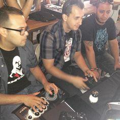 #streetfighter 4 no podía faltar!!! #gaming #gamers @vicgeorgepr