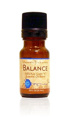 SYNERGY Balance (Stress Relief) Aromatherapy Blend