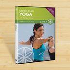 Cardio Burn | Cardio Yoga DVD - Gaiam Transform your body with fat-burning yoga