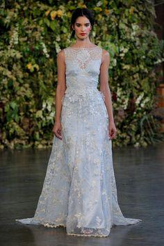 Fall 2015 Wedding Dresses - Best Wedding Gowns At Bridal Fashion Week - Elle