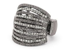 Fall/Winter 2012  Stacked Gems Ring  #82560 $32.00