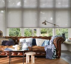 Take a look at out our must read guide on selecting the right window treatment. Choosing the right type of window treatment can feel like a baffling process with the multitude of choices in the market place. Curtains, roller blinds, roman blinds, honeycomb blinds… the options are endless!...