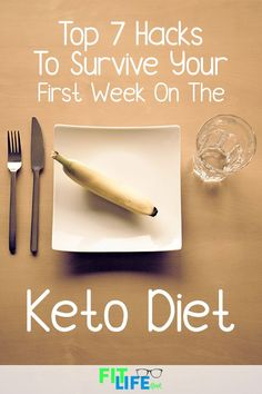Keto diet for beginners week one. Here's 7 tips to help get you by the first week on the keto diet so you don't get discouraged and quit. Tips on how to avoid the keto flu and how to stay on track to lose weight with the ketogenic diet. Cyclical Ketogenic Diet, Ketogenic Diet Weight Loss, Ketogenic Diet Food List, Best Keto Diet, Ketogenic Diet For Beginners, Keto Diet For Beginners, Diet Foods, Keto Meal, Fruit Diet