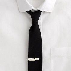 489ed7c2304f9 Whale tie clip  tiesclip Gentleman Style