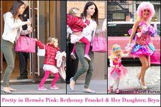 2d04862cdfa Hermes Evelyne Sakura Pink