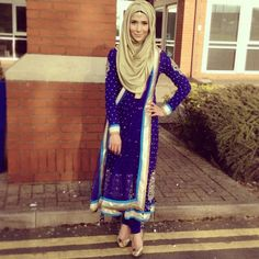 Love the outfit same with the hijab