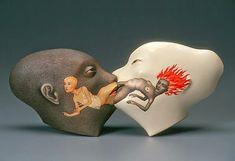 Juxtapoz Magazine - New Ceramic Work By Sergei Isupov