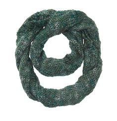 Textured Knit Infinity Scarf | Loft