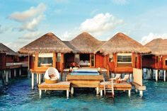 Best hotels in the Maldives (Condé Nast Traveller)