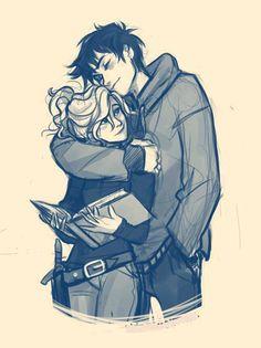 #Pareja #abrazo