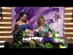 Programa Arte Brasil - 06/08/2015 - Alessandra Assi - Suculenta Rosário em Biscuit - YouTube