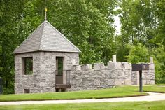 Playtime Gets Royal at Grove Park Apartments' Castle #Playground!
