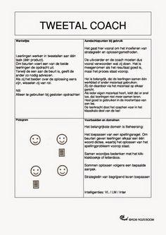 6 Kaarten met cooperatieve werkvormen om meteen in de klas te gebruiken.