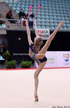 alina ermolova russia world cup lisbon 2015 rhythmic gymnastics clubs pinterest. Black Bedroom Furniture Sets. Home Design Ideas