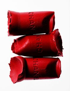"lacloserie: "" Chanel lipstick Nicolas Menu Photographer """