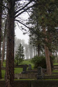 Mt Moriah Cemetery, Deadwood, SD