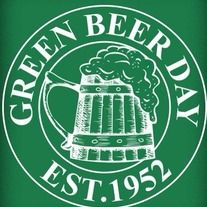 About a week ago marked Green Beer Day 2013.  GBD is a Miami University tradition which began the year my grandpa was a freshman at Miami.