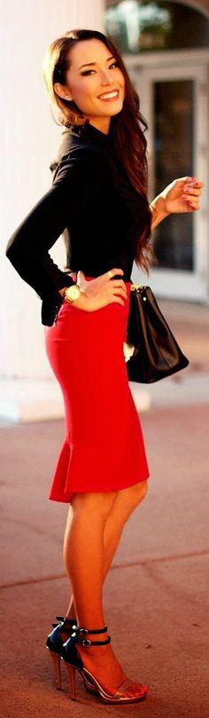 Black and Red #datenight