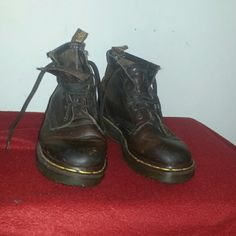 Dr Martens boots Used can be used forever!!! Dr. Martens Shoes