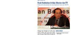 Brand, Ideas, Story, Style, My Life: Artidjo Alkostar Dikabarkan Pernah Dekat dengan FP...