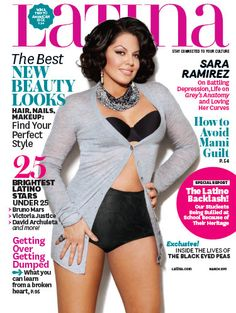 Sara Ramirez: Actress, Singer and Curvilicious!!