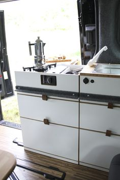 your mobile kitchen!
