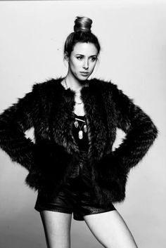 Gillian Zinser wearing our Meridian & Salt Necklace. Styled by Conor Graham. Shop it here: http://thread-and-stone.com