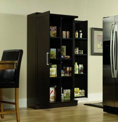 Unique Sauder Homeplus Storage Cabinet Dakota Oak Finish