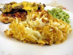 Casserole Recipe : Cheesy Potato Casserole