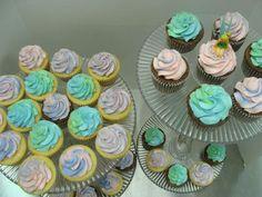 Pixie Dust cupcakes.