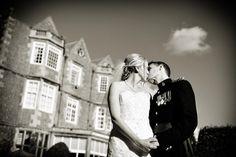 Wedding at Goldsborough Hall. Image by DJB Photography