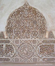 Islamic Art - Alhambra  Spain