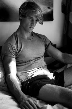 Model = Trevor Van Uden