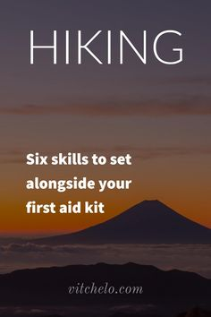 If you go out hiking, remember these http://vitchelo.com/hiking/hiking-survival-skills/?utm_campaign=coschedule&utm_source=pinterest&utm_medium=VITCHELO%C2%AE%20%7C%20Outdoor%20Gear&utm_content=6%20Hiking%20Survival%20Skills%20To%20Set%20Alongside%20Your%20First%20Aid%20Kit