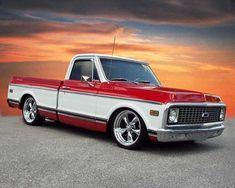 trucks chevy old Vintage Chevy Trucks, 67 72 Chevy Truck, Custom Chevy Trucks, Chevy C10, Chevy Pickups, Antique Trucks, Custom Cars, Vintage Cars, Lowrider Trucks