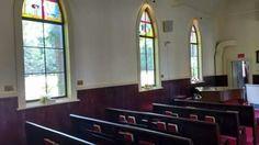 Inside Shady Creek United Church, Brentwood, BC Canada.. Our Venue❤