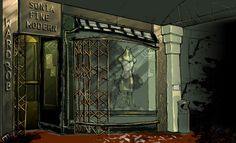 BioShock - Clothing Shop
