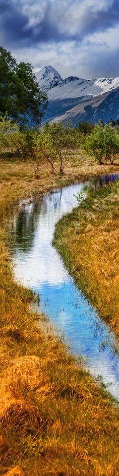 Otago, South Island, New Zealand ~