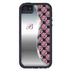 Best iPhone 5 Bling Cases   Monogram iPhone 5 Bling Case iPhone 5 Cover