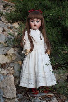 Heinrich Handwerck 109 DEP / Винтажные антикварные куклы, реплики / Бэйбики. Куклы фото. Одежда для кукол