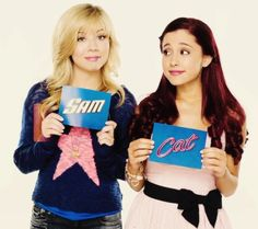 Sam and Cat. Its such a cute show!