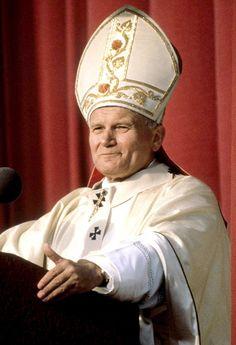 St. John Paul II, I'll never forget you ❤️
