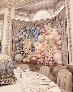 36 Wedding Balloon Decorations Incredible Ideas ❤ #weddingforward #wedding #bride #weddingballoondecorations #weddingdecor