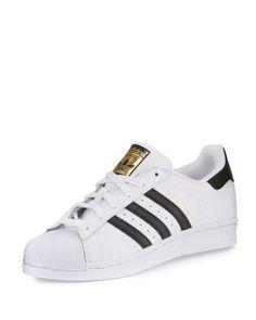 the best attitude bd2e9 ce0c8 adidas Men s Superstar Classic Leather Sneaker, White Black Addias Shoes,  Shoe Boots,