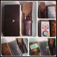 My Travelers journal