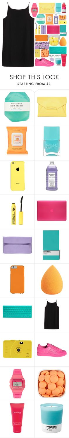 """""""whatever"""" by eheis ❤ liked on Polyvore featuring Pelle, Givenchy, Burt's Bees, Nails Inc., Williams-Sonoma, Incase, Boohoo, Seletti, Merkury Innovations and T By Alexander Wang"""