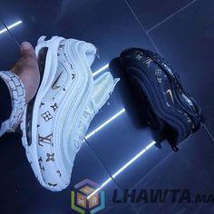 Nike air max 97 Nike Air Max, Air Max 97, Puma Platform, Madness, Basket, Vans, Footwear, Sneakers, How To Wear