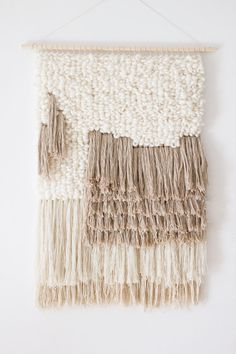 Large woven wall hanging Woven wall art Woven by weavingmystory