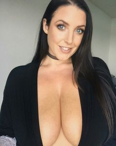 Big tits white angel